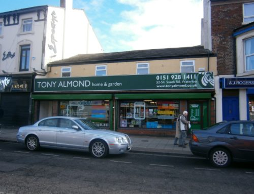 Tony Almond Ltd – Waterloo